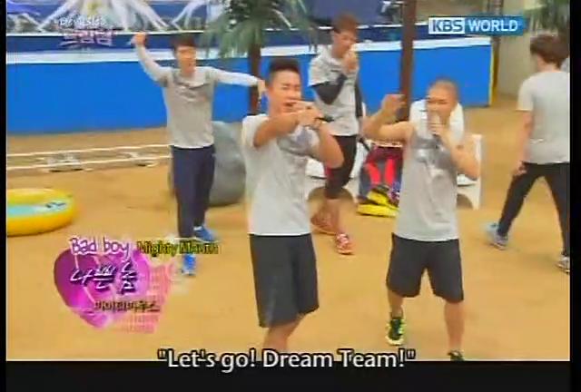 Guests : Kim Dong Hee, Choi Sung Jo, Song Joon Geun, Shorry J & Sangchu (Mighty Mouth), Lee Sang Min, Park Jae Min