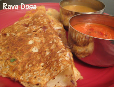 Rava dosa