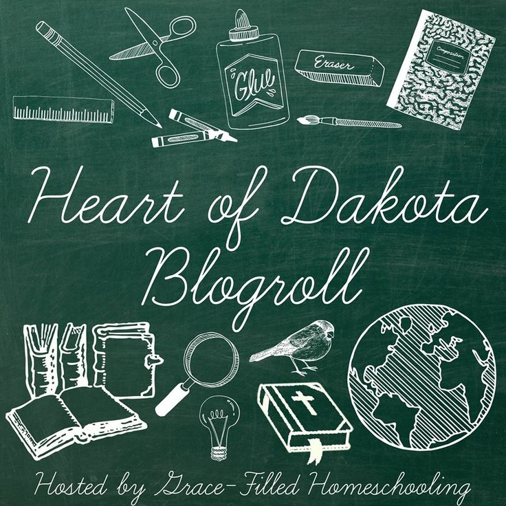 Heart of Dakota Blogroll!