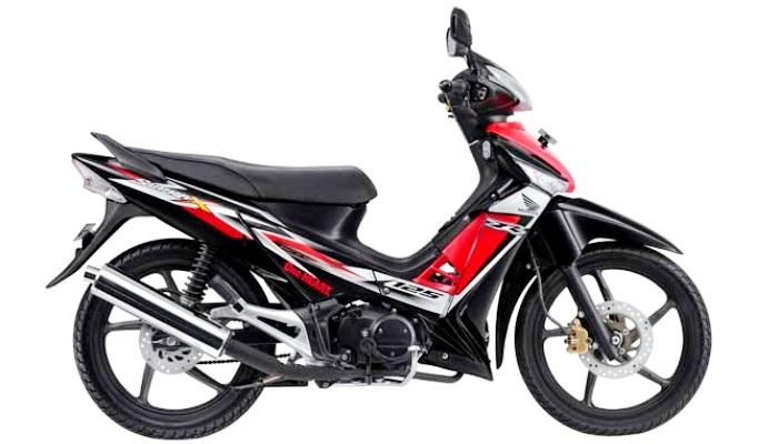 Honda Supra X 125 Spoke Wheel. Majalah Otomotif Online