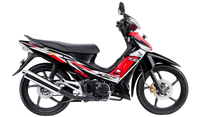 Honda Supra X 125 Spoke Wheel. Majalah Otomotif Online title=