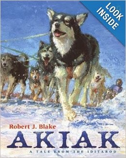 http://www.amazon.com/Akiak-Iditarod-Robert-J-Blake/dp/0142401854/ref=sr_1_17?s=books&ie=UTF8&qid=1392080451&sr=1-17&keywords=balto
