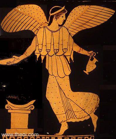 Nike Shoes Greek Mythology