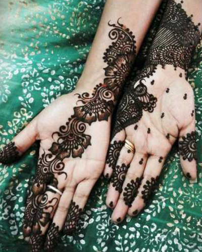 Arabian Mehndi Style : Mehndi designs for hands arabic