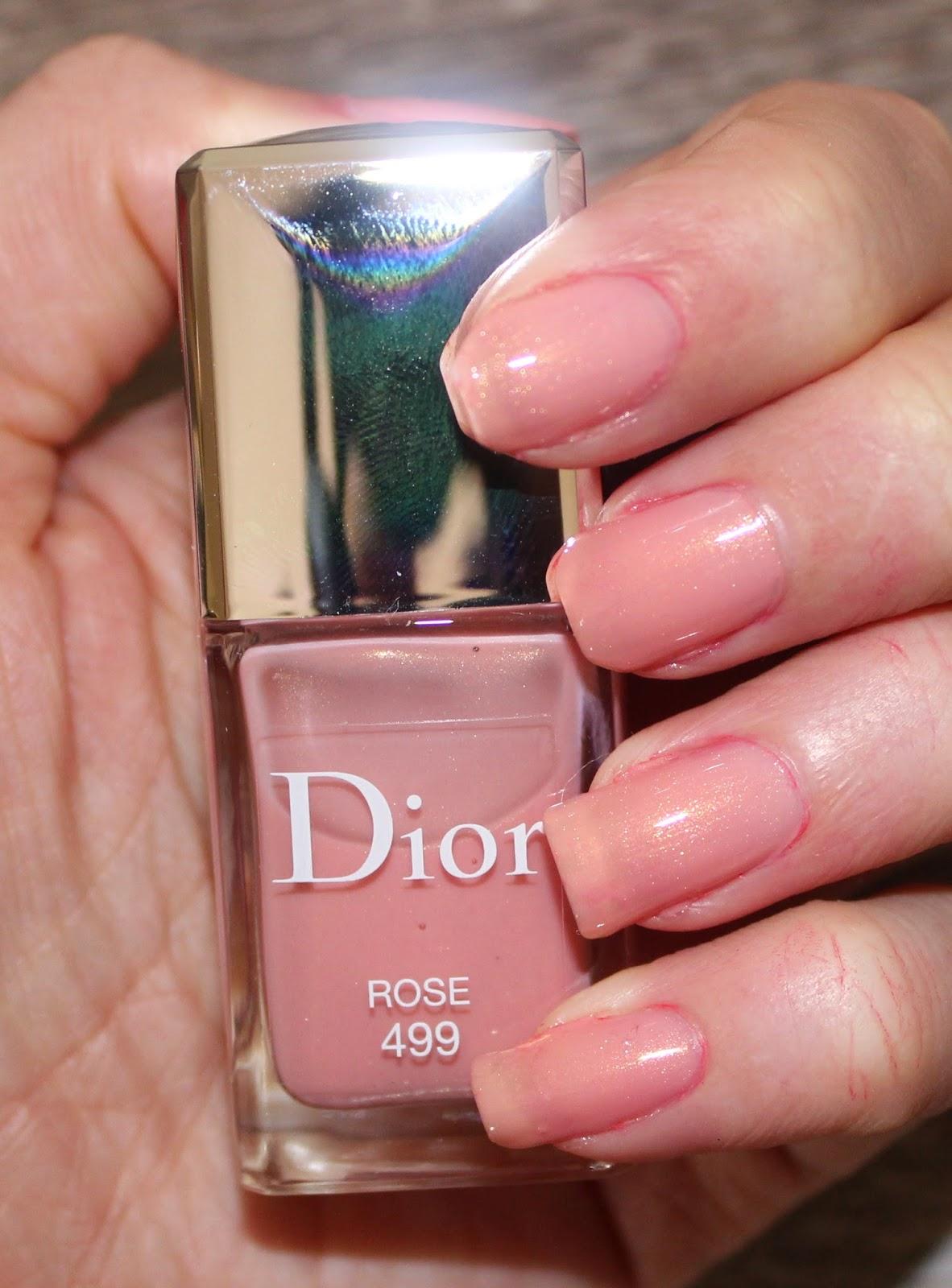 Dior Vernis in Rose