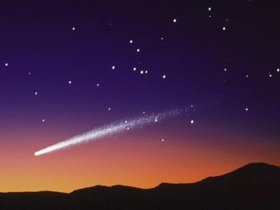 Mengejar Bintang Jatuh