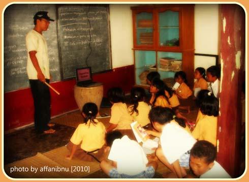 SD Negeri 9 Lendang Nangka Lombok Timur