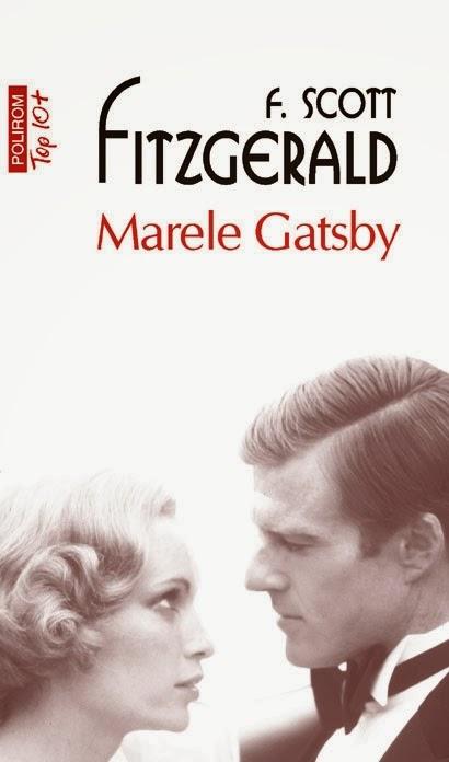 """Citeste cartea """"Marele Gatsby"""" de Scott Fitzgerald"""