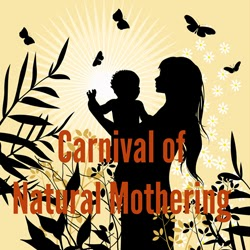 Carnival of Natural Mothering