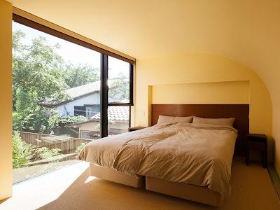 Rumah Modern Ala Jepang 11
