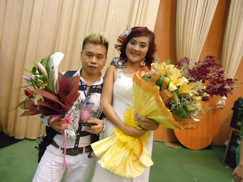 lễ trao hoa và giải thưởng