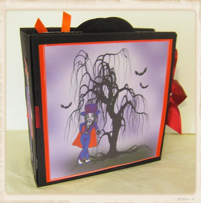 http://straightfromthecraftroom.blogspot.co.uk/2013/11/christmas-gifts-themed-album.html