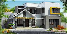 1500 Sq FT Modern House Design