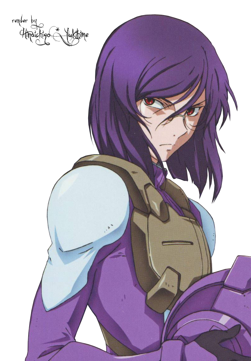 Render Tieria - Gundam 00