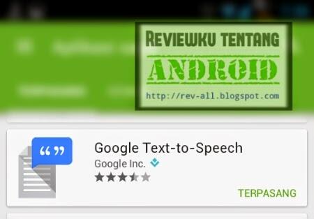 Ikon aplikasi GOOGLE TEXT TO SPEECH - Mesin pembaca tulisan gratis dari google untuk android (rev-all.blogspot.com)