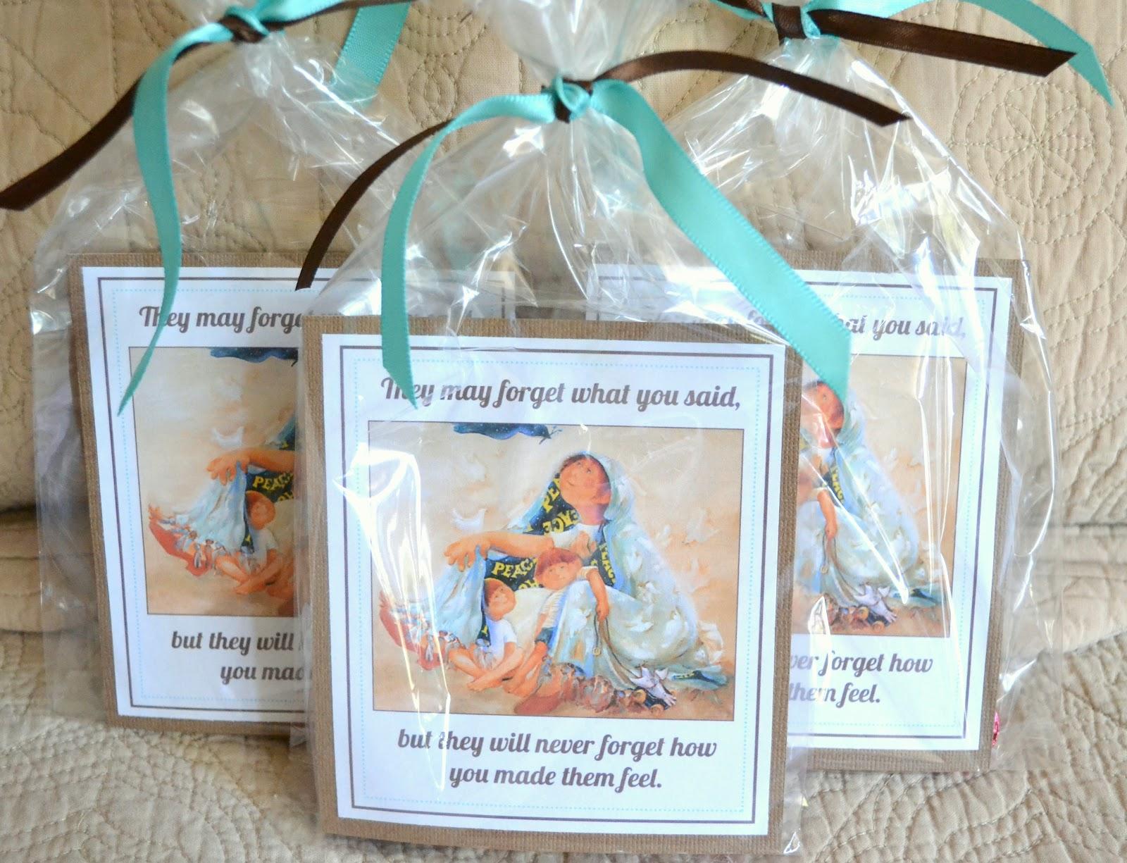 Classroom Handout Ideas ~ Craft sew create lds teacher handouts