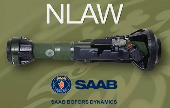 TNI AD Terima Rudal Anti Tank NLAW