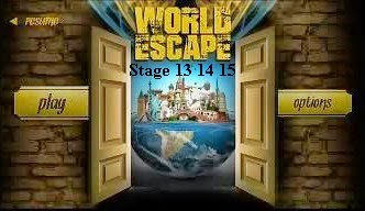 Game World Escape Stage 13 14 15 Hints