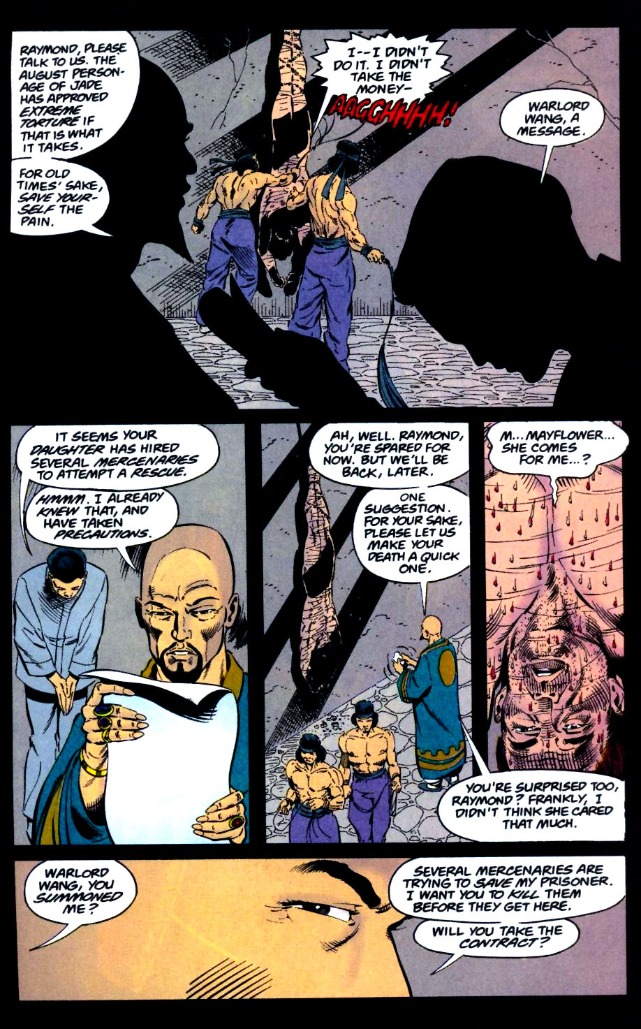 Deathstroke (1991) Issue #29 #34 - English 24