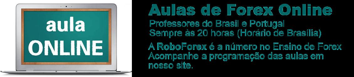 Escola de Forex - RoboForex