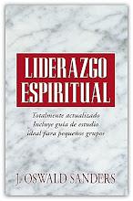 ESTUDIOS BÍBLICOS DE J. OSWALD SANDERS