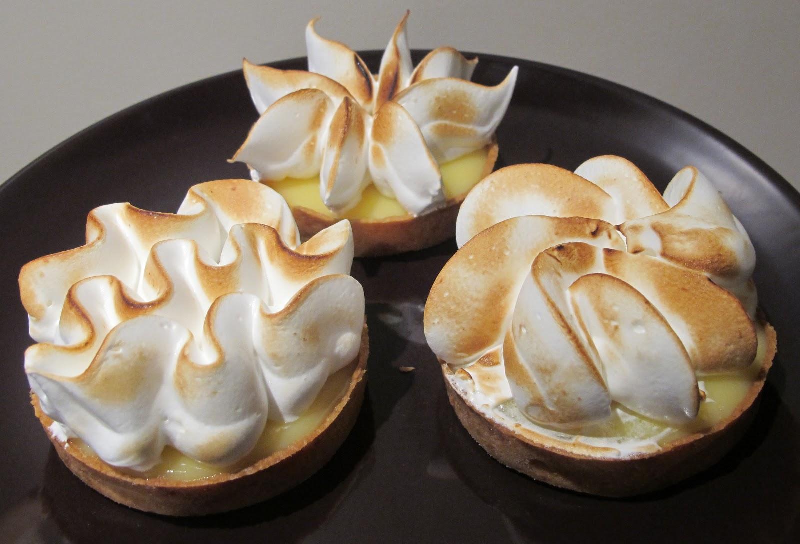 Croque en bouche tarte au citron meringu e - Tarte au citron meringuee herve cuisine ...