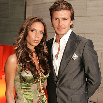 Victoria Beckham Fashion Line on Singer Turned Fashion Designer Victoria Beckham And Her Footballer
