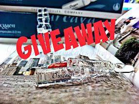 Win an Oxygene from Arcaya!