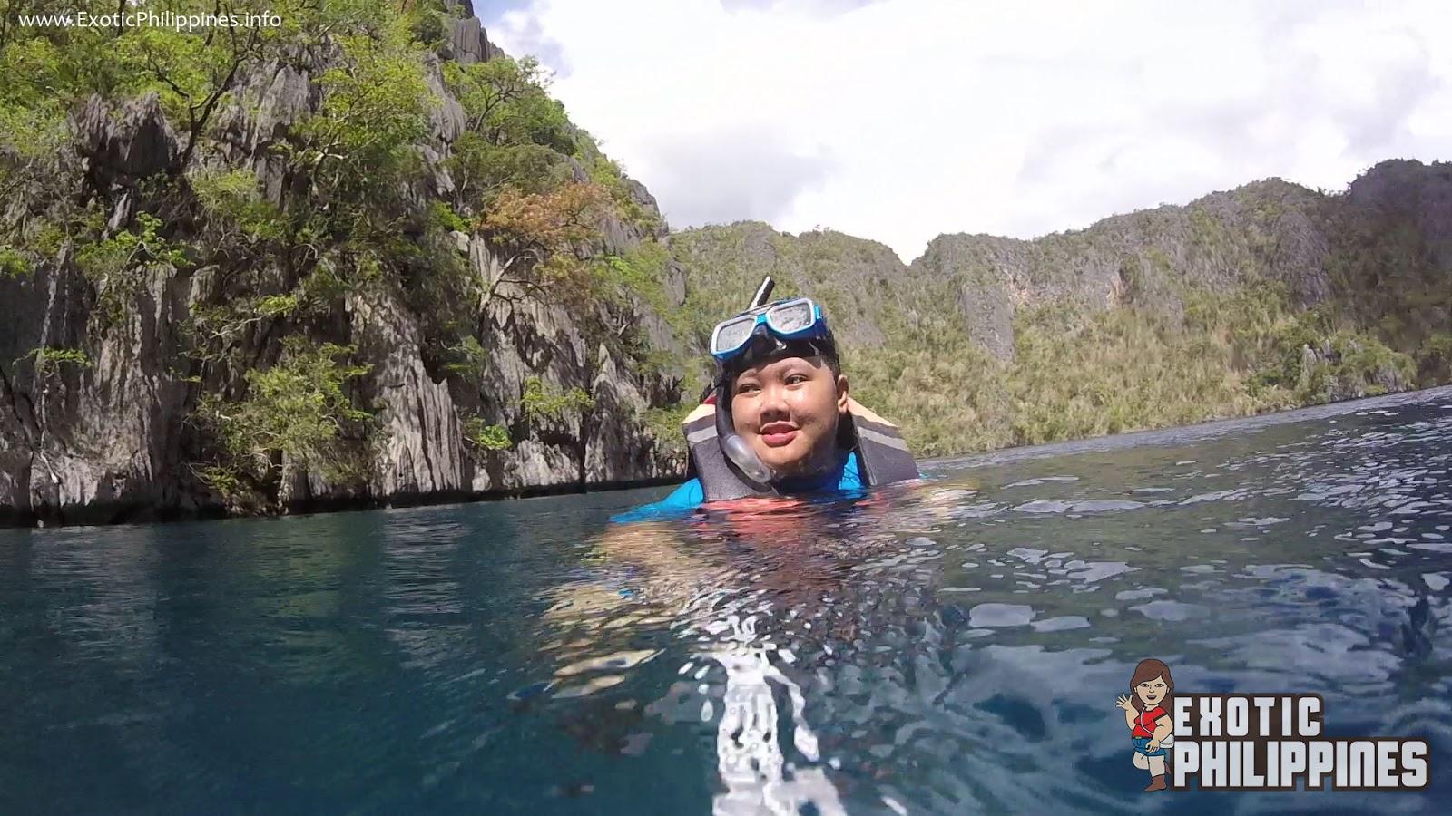 Exploring Barracuda Lake of Coron Palawan Exotic Philippines Travel Blogger and Blog
