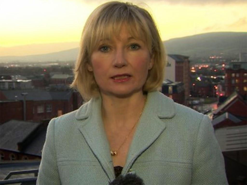A jornalista política da BBC Martina Purdy vai ingressar numa ordem religiosa contemplativa