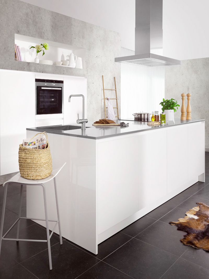 Keuken trends beste inspiratie voor huis ontwerp - Trend schilderen keuken ...