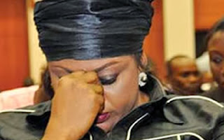 Minister of Aviation Ms. Stella Oduah
