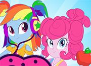 Equestria Girls regreso a la escuela
