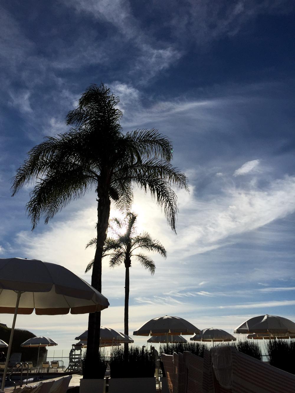 Four Seasons The Biltmore in Santa Barbara and the Coral Casino Beach and Cabana Club Pool