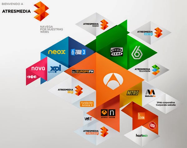 Con AtresPlayer disfruta del contenido del grupo AtresMedia