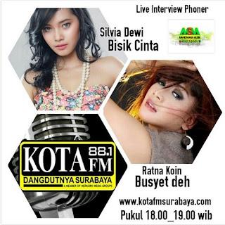 Silvia Dewi - Bisik Cinta