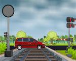 Solucion Live Escape Train Track Guia