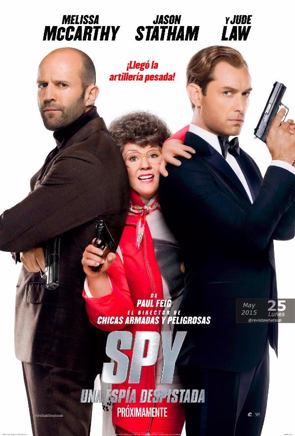 SPY-Una-Espía-Despistada