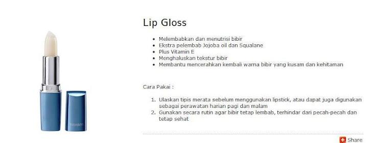 Lip Gloss -$9