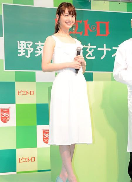 佐々木希 Sasaki Nozomi Pietro 35th Anniversary Celebration