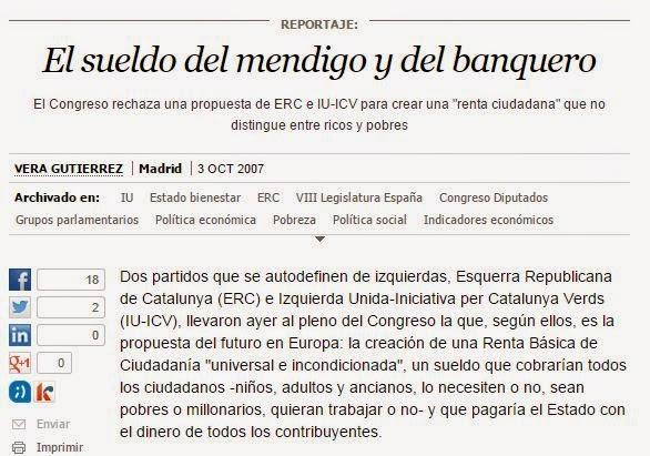 Vera Gutiérrez Calvo, errores periodísticos de El País, En qué estaría yo pensando
