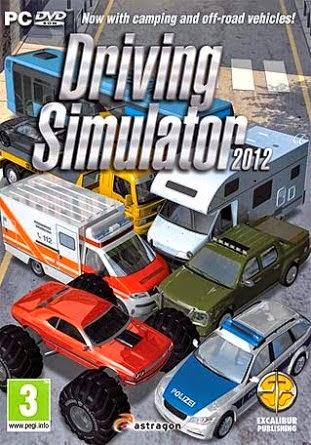 Driving Simulator 2012 Game