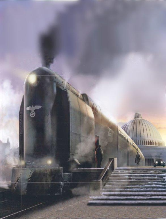 Transpress Nz Hitler S Breitspurbahn Fantasy