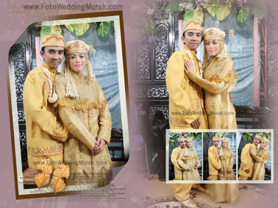 Dokumentasi Pernikahan Dahlia dengan Rifky