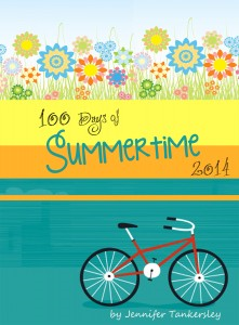 100 Days of Summertime from ListPlanIt