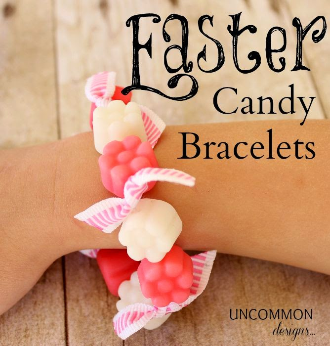 http://www.uncommondesignsonline.com/easter-crafts-for-kids-candy-bracelets/