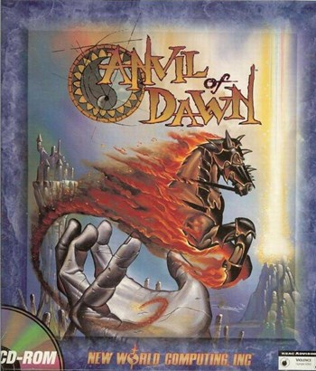 Anvil of Dawn PC Full 1995