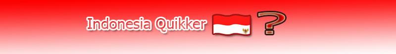 indonesia quikker