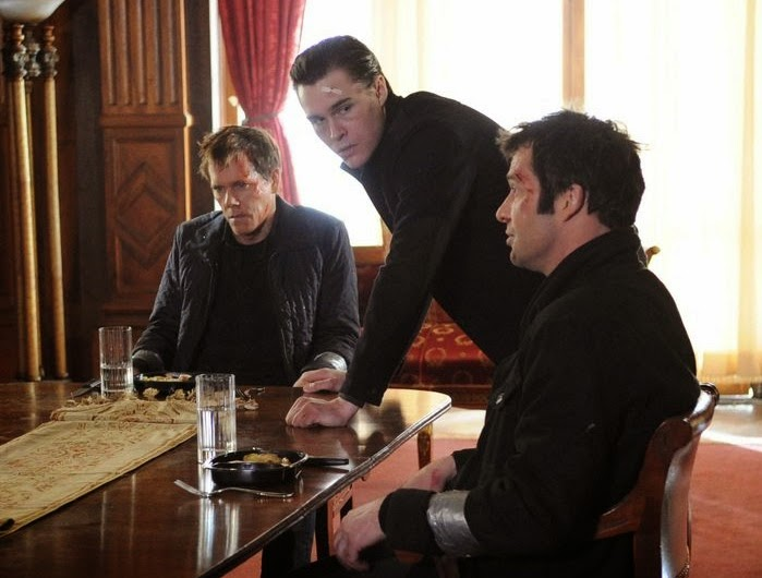 The Following – Episode 2.15 – Forgive – REVIEW