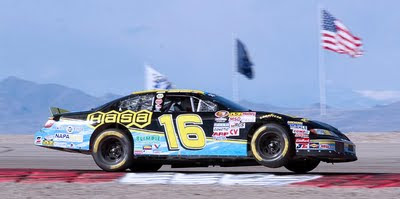 Moses Smith #16 Hasa Pool Products Toyota